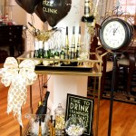 Favorite NYE Tablescapes