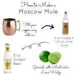 A Classic Moscow Mule