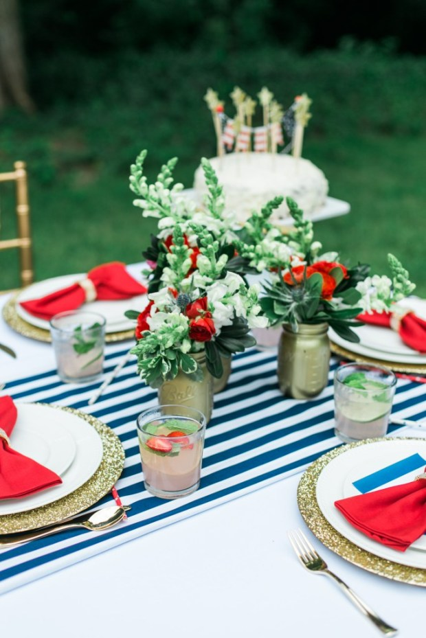 The Everyday Hostess 4th of July