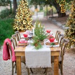 Festive Christmas Tablescapes
