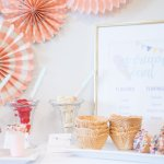 Ice Cream Social Inspiration Board