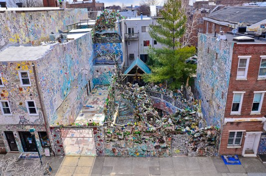 Image result for magic gardens south st