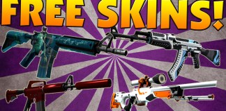 free csgo skins