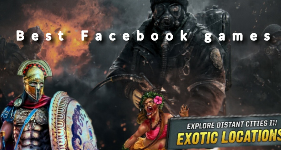 15 Best Facebook games you have never heard of.