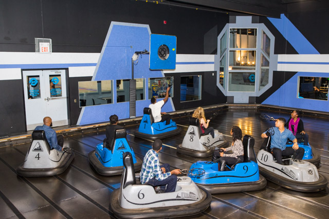Whirlyball The Ezone Whirlyball Laser Tag Indoor