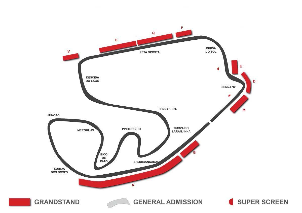 Brazilian Grand Prix Where To Watch