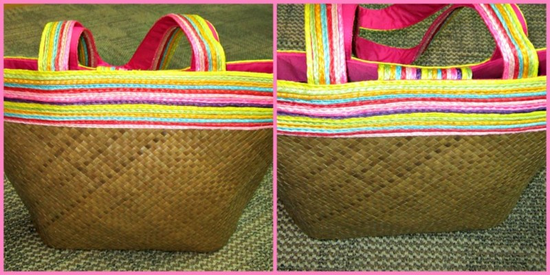 Fun Summer Finds Linkup #1, straw bag