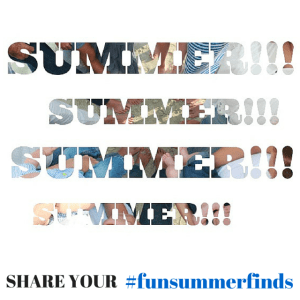 Join The Fun Summer Finds Linkup!