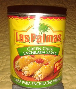 image - Las Palmas Green Chile Enchilada Sauce