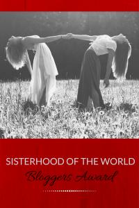 sisterhood of the world Pin