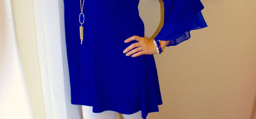 Make A Color Statement - Royal Blue