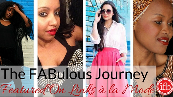 The FABulous Journey Featured On Links a la Mode
