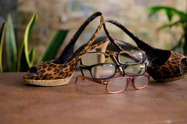 Readers As Fashionable Style Accessories