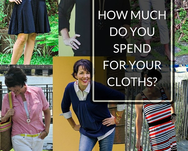 How Much Do You Spend For Your Clothes?