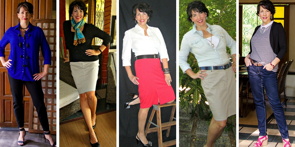 choose foundation pieces for versatility, frugal fashion hunter