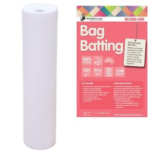 bag batting with specifications