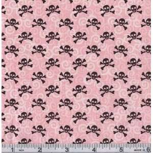 michael miller pink baby goth ruler