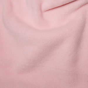 pale pink fleece