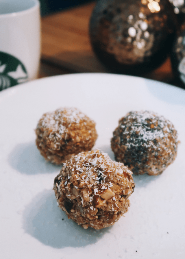 No Bake Naughty Nutty Balls Recipe