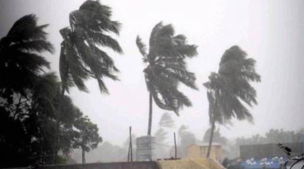 Cyclonic storm likely to hit Andhra Pradesh on December 17