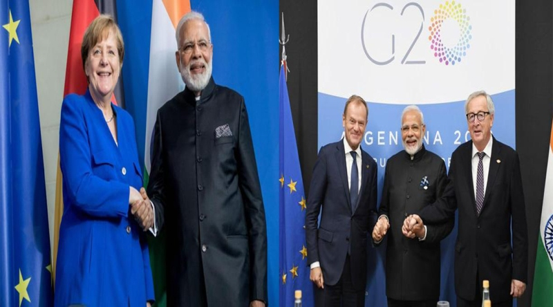 PM Modi meets EU leaders, discusses on strengthening joint effort to counter terrorism