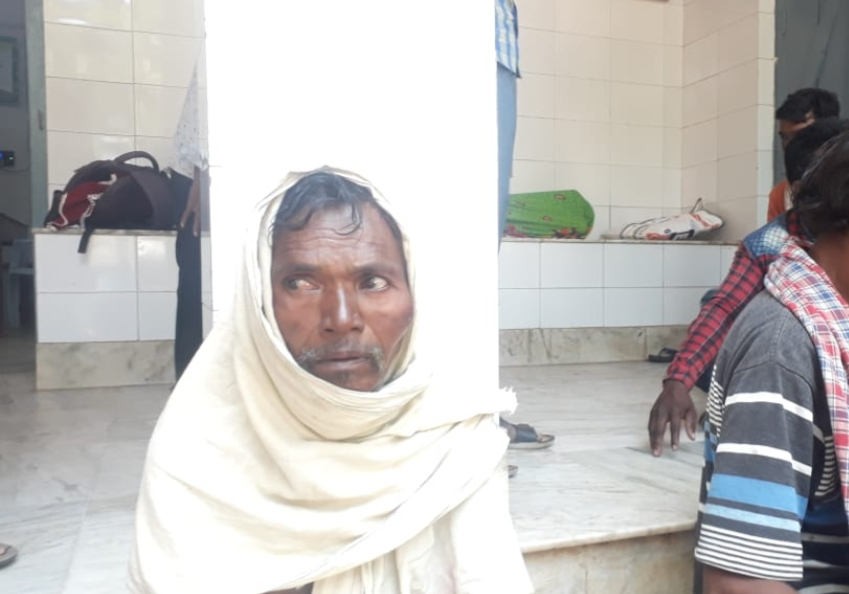 Dead man walks minutes before his cremation in Odisha