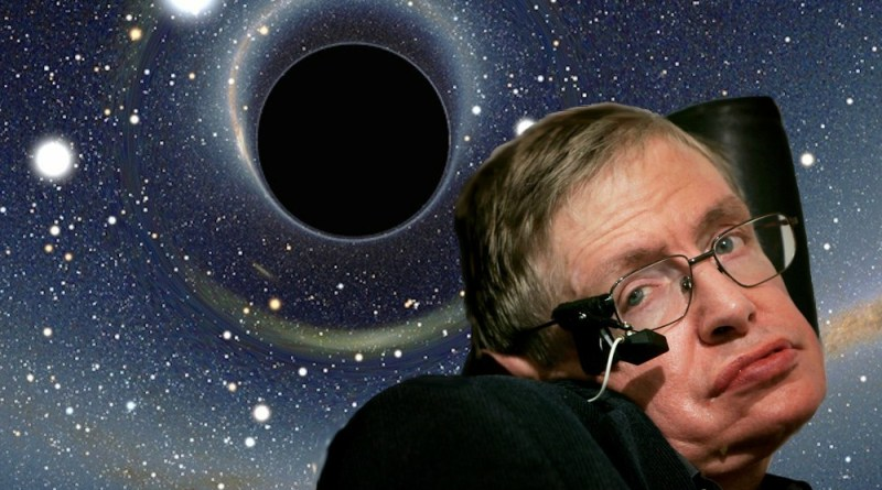 REVEALED: Physicist Hawking had Secret Vault Containing FOUR Unreleased Theories