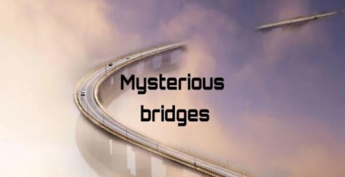 10 Most Dangerous Bridges in the world | दुनिया के सबसे खतरनाक पुल कौन से है? | विश्व के 10 सबसे खतरनाक और अजीबो गरीब ब्रिज