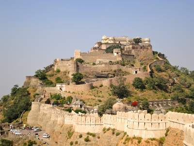 History of kumbhalgarh fort hindi