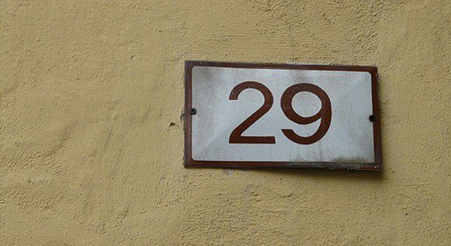 Twenty-Nine Facts About the Number 29 | The Fact Site