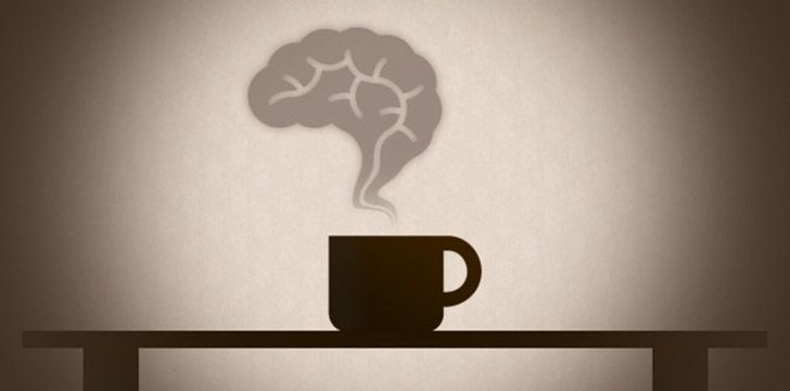 Coffee is good for your brain.