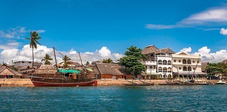 Kenya has a Car-free island.