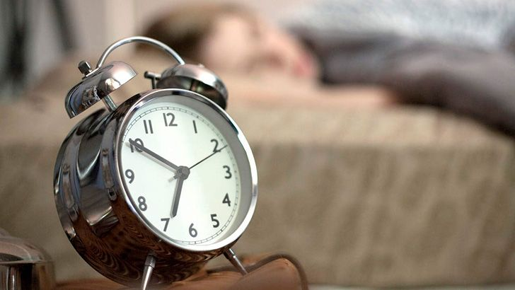 The first alarm clock could only ring at one time.