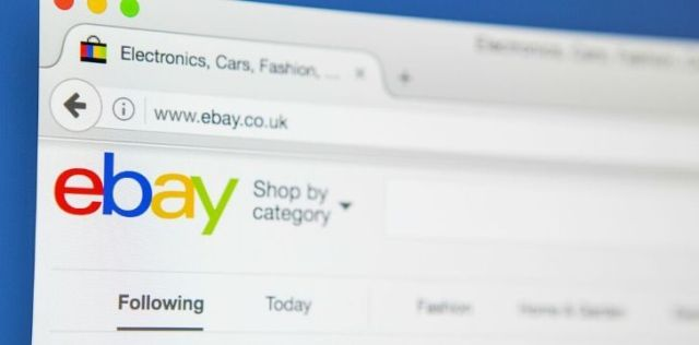 The UK uses eBay the most