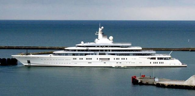 eBays most expensive item was a super yacht that sold for $170 million
