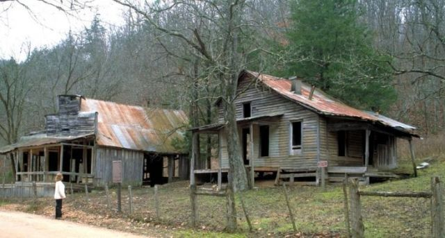 Arkansas is home to many ghosts of the past