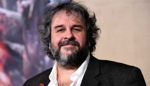 A picture of Peter Jackson smiling