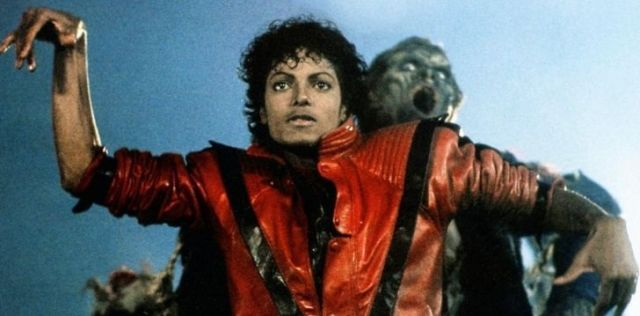 MICHAEL JACKSON in his music video for Thriller