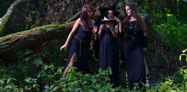 Three witches