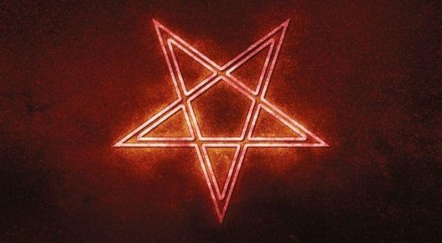 The symbol of Satan