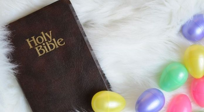 Christians and the Easter celebrations