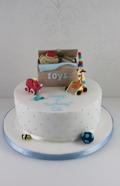 Childrens Birthday The Fairy Cakery Cake Decoration