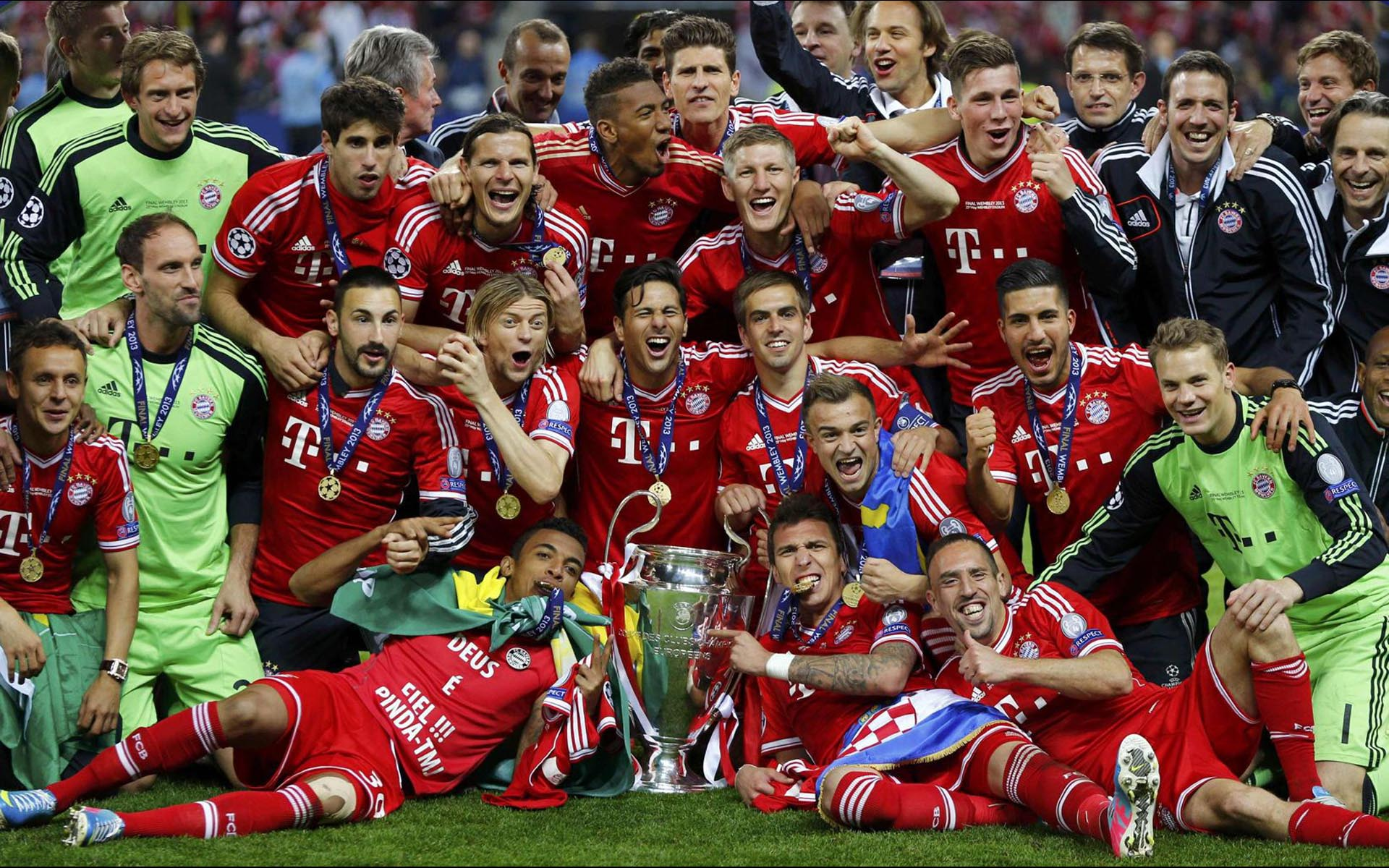 Bayern MГјnchen Champions League 2021
