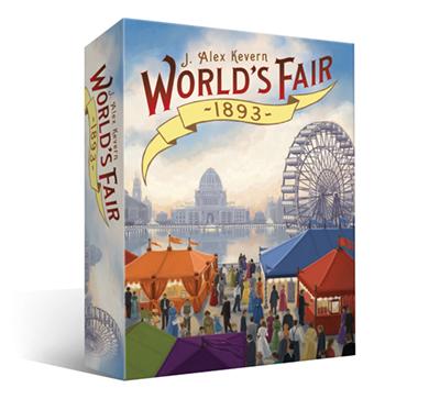 World's Fair 1893 game