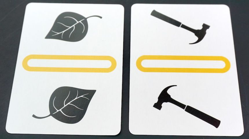 Anomia Kids: matching cards