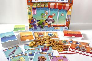 Adventure Mart game