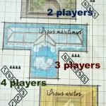 Player setup