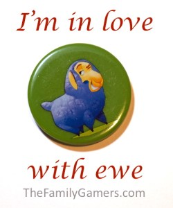 I'm in love with ewe.
