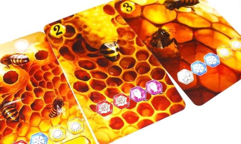Bees Secret Kingdom card - bee butt