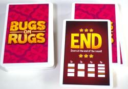 Bugs on Rugs - END card